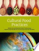 Cultural Food Practices Book PDF