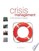 Crisis Management in the Tourism Industry Book