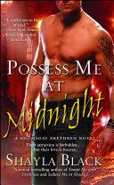 Possess Me at Midnight [Pdf/ePub] eBook