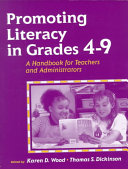 Promoting Literacy In Grades 4 9