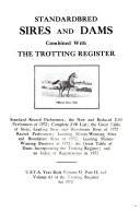 Pdf Year Book, Trotting and Pacing