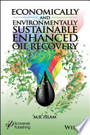 Economically And Environmentally Sustainable Enhanced Oil Recovery Book PDF