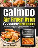 CalmDo Air Fryer Oven Cookbook for Beginners Pdf/ePub eBook