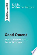 Good Omens by Terry Pratchett and Neil Gaiman  Book Analysis