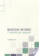 Bayesian Methods for Statistical Analysis Book