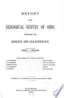 Report of the Geological Survey of Ohio    Book
