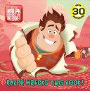 Wreck It Ralph 2 Deluxe Pictureback Disney Wreck It Ralph 2