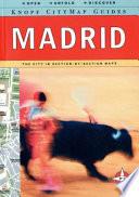 Knopf Mapguide Madrid