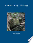 Statistics Using Technology