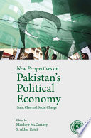 New Perspectives On Pakistan S Political Economy