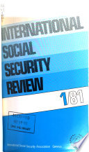 International Social Security Review  , Volumes 34-35