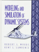 Modeling and Simulation of Dynamic Systems Book