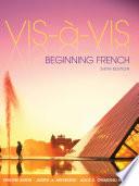 Vis-Ã -vis  : Beginning French (Student Edition)