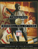 Treasures of the Baseball Hall of Fame