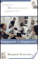 Stepparent to Stepparent Book