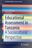 Educational Assessment in Tanzania Book Cover
