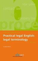Practical Legal English