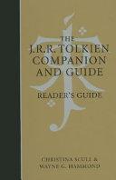 The J.R.R. Tolkien Companion & Guide