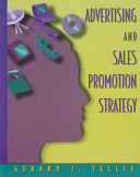 Advertising And Sales Promotion Strategy Book PDF