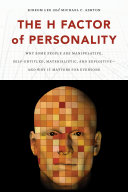 Pdf The H Factor of Personality