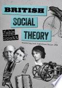 British Social Theory
