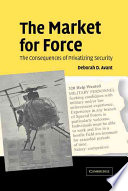 The Market for Force