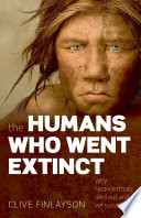 The Humans Who Went Extinct Book