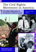 Pdf The Civil Rights Movement in America: From Black Nationalism to the Women's Political Council Telecharger