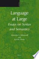 Language At Large