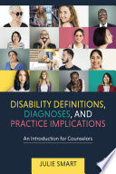 Disability Definitions  Diagnoses  and Practice Implications