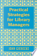 Practical Strategies For Library Managers Book PDF