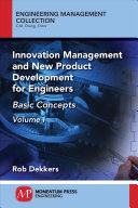 Innovation Management and New Product Development for Engineers