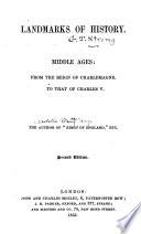 Landmarks of History     Book PDF