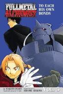 Fullmetal Alchemist: The Ties That Bind (Novel)