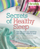 The Secrets of Healthy Sleep Book