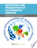 Nutrition and Prevention of Alzheimer s Disease Book