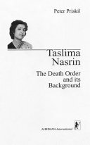 Taslima Nasrin - The Death Order and its Backgound