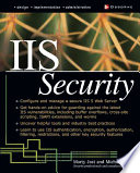 IIS Security Book