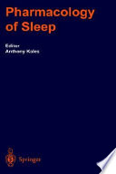 The Pharmacology Of Sleep Book PDF