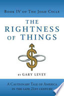 The Rightness of Things
