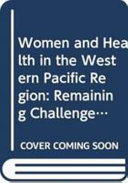 Women and Health in the Western Pacific Region Book