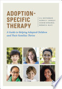 Adoption-Specific Therapy