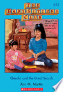 The Baby Sitters Club  33  Claudia and the Great Search
