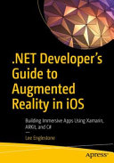 NET Developer s Guide to Augmented Reality in iOS Book