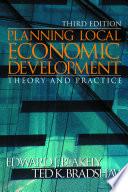 Planning Local Economic Development Book PDF