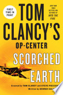 Tom Clancy s Op Center  Scorched Earth Book