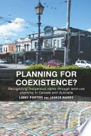 Planning for Coexistence