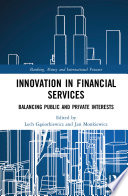 Innovation in Financial Services