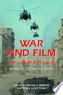 War and Film in America Book PDF
