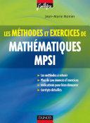 Méthodes et Exercices de Mathématiques MPSI